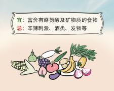 成都博润医院林永祥主任教你应对夏季白癜风――饮食篇